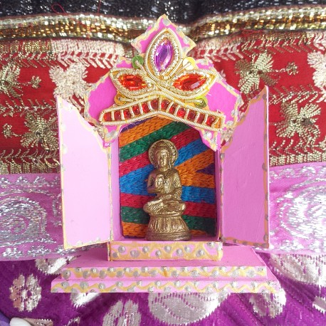 BUDDHA TEMPLE ART