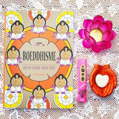 Boeddishme kleurboek