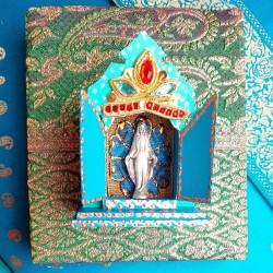 HOLY MARY TEMPLE ART