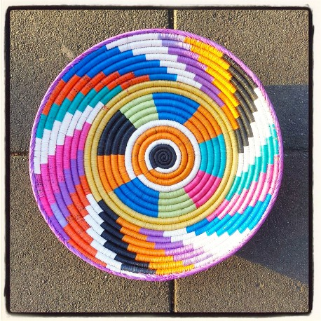 FUNKY ECLECTIC BASKET