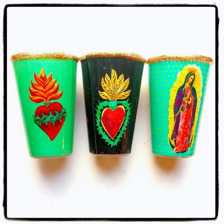 RELIKITSCH ART VOTIVE CANDLES